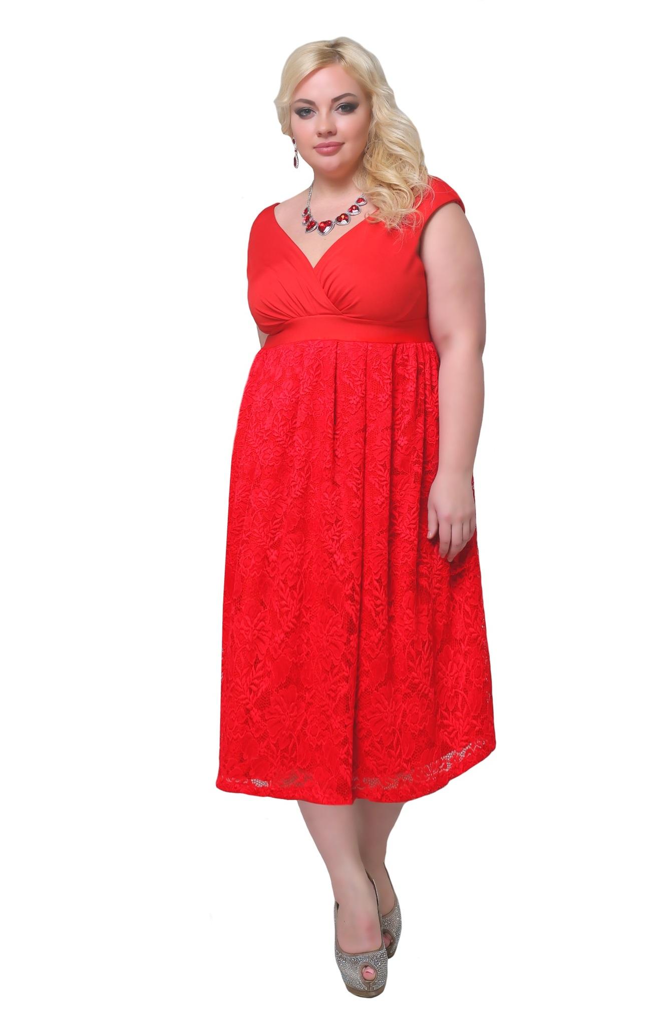 Платье 17-214