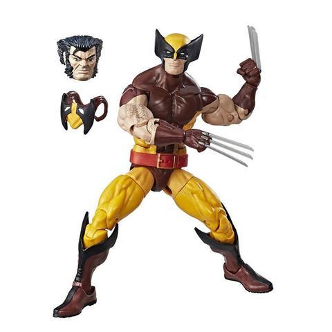 Фигурка Росомаха (Wolverine) Ретро - Marvel Legends, Hasbro