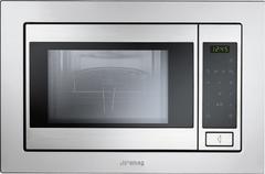 Микроволновая печь Smeg FME20TC3 фото