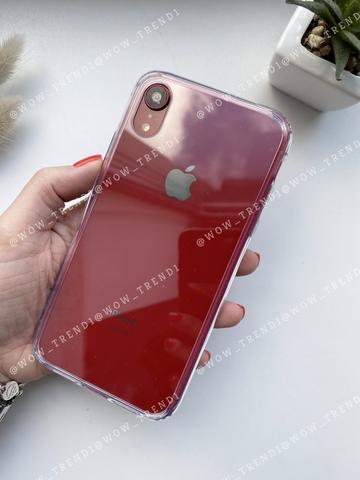 Чехол iPhone XR Simple pure /transparent/ 445