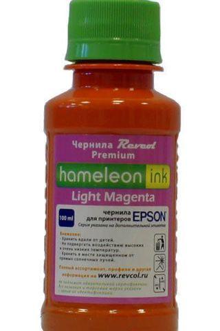 Чернила сублимационные светло-пурпурные (light magenta) Hameleon 100 мл