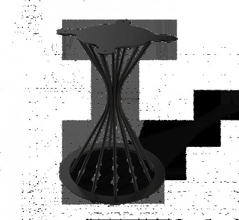 Башня, подстолье