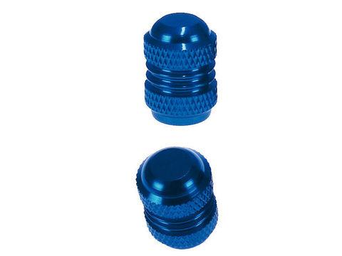 Набор колпачков на ниппель - синий