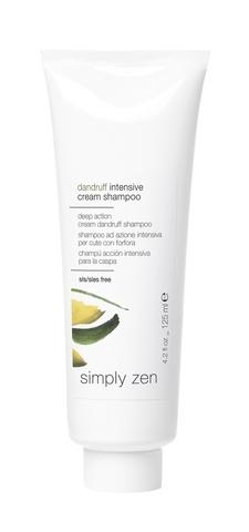 Крем-шампунь от перхоти dandruff intensive cream shampoo simply zen