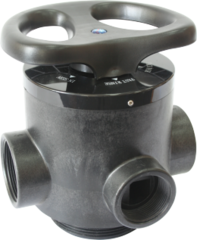 "Ручной клапан Filter, 2"", F56D2 NHWB дренаж 1.5"" (до 10 м3/час)"