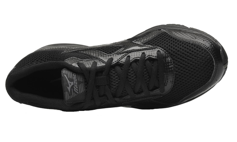 Мужские кроссовки для бега Mizuno Crusader 8 (K1GA1403 02) черные фото