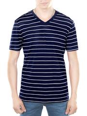 52530-2 футболка мужская, темно-синяя