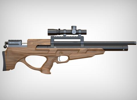 Пневматическая винтовка Ataman M2R Булл-пап 5,5 мм (Дерево) (815/RB)