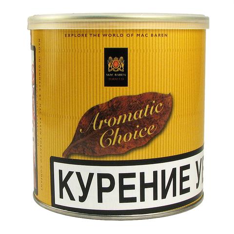 Табак Mac Baren Aromatic Choice банка (Трубочный) - (100 гр)