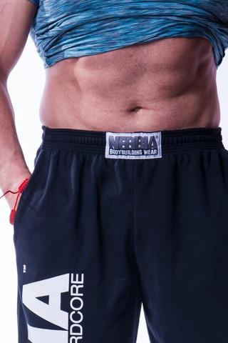 Мужские брюки Nebbia 510 black