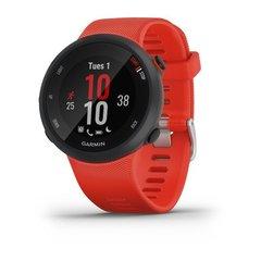 Беговые GPS часы Garmin Forerunner 45 (красные) 010-02156-16