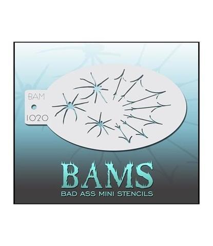 Трафарет BAMS 1020