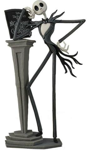 Кошмар перед рождеством статуэтка Джек Скеллингтон