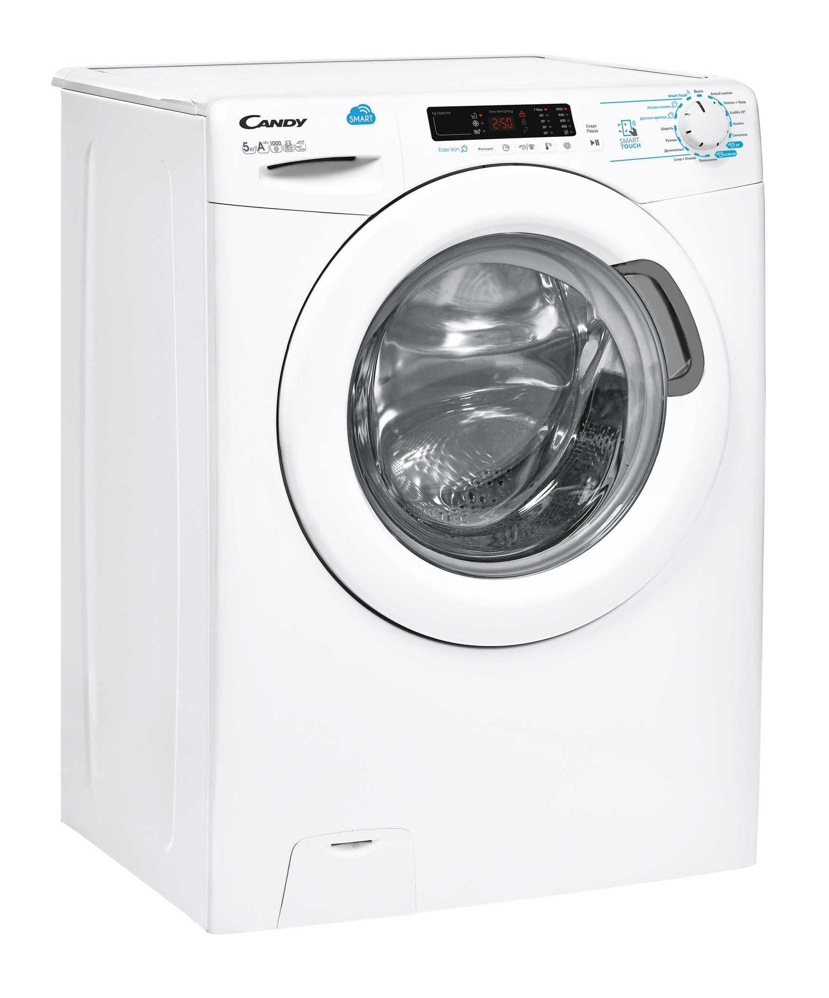 Узкая стиральная машина Candy ACSS41052D1/2-07 фото