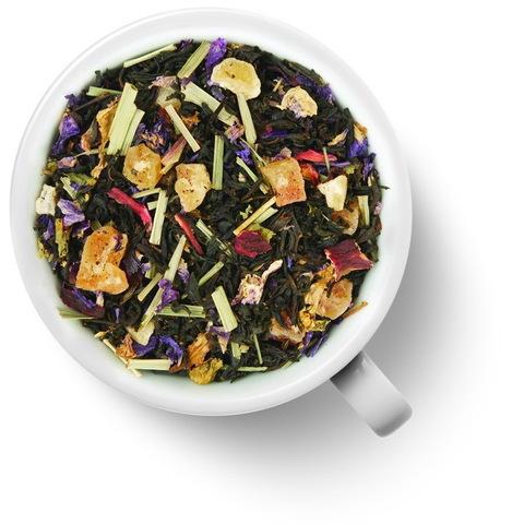 Сладкое обольщение 100 гр. Чай Gutenberg черный ароматизированный