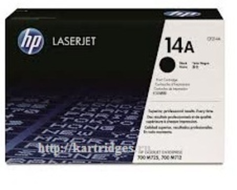 Картридж Hewlett-Packard (HP) CF214A №14A