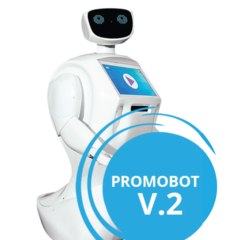 Робот PROMOBOT v.2