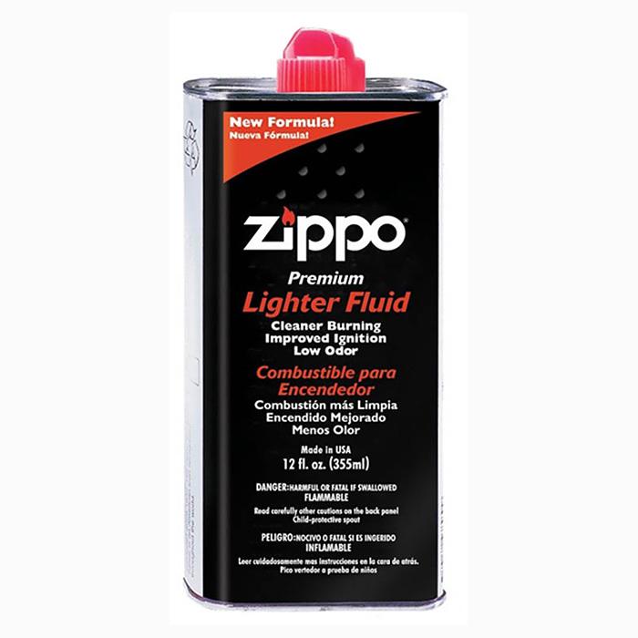 Топливо для зажигалки Zippo 3165 (Бензин Zippo) 355 мл