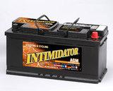 Аккумулятор Deka INTIMIDATOR 9A95R  ( 12V 105Ah / 12В 105Ач ) - фотография