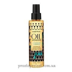 Matrix Oil Wonders Amazonian Murumuru Controlling Oil - Смягчающее масло для волос Амазонский Мурумуру