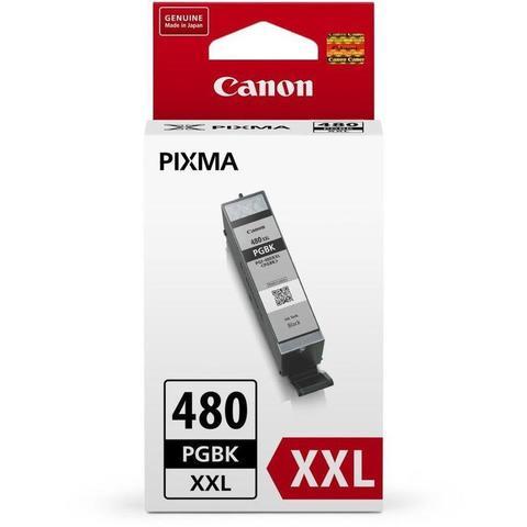 Картридж повышенной емкости Canon PGI-480PGBK XXL пигментный черный (1969C001)