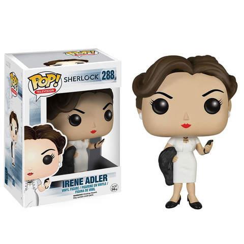 Фигурка Funko Pop! TV: Sherlock - Irene Adler