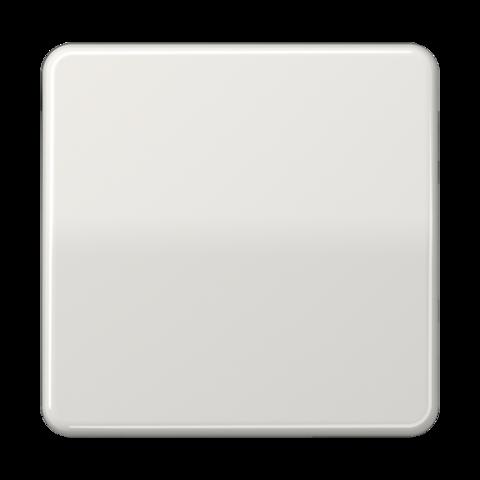 Выключатель одноклавишный. 10 A / 250 B ~. Цвет Светло серый. JUNG CD. 501U+CD590LG