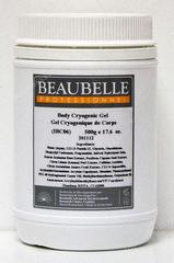 Охлаждающий гель для тела (Beaubelle | Антицеллюлитная система ухода за телом | Body Cryogenic Gel), 500 мл.