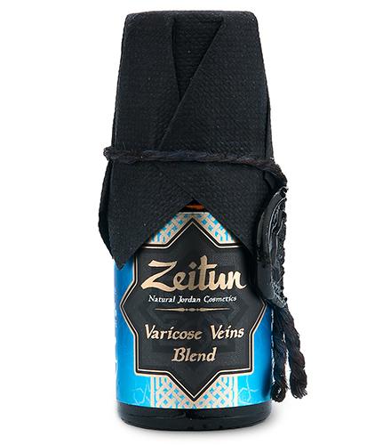 Противоварикозная смесь эфирных масел №10, Zeitun