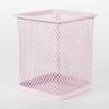Подставка д/канцел Metallic Light Pink
