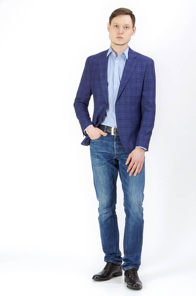 Пиджаки Slim fit CESARI MARIANO / Пиджак Slim Fit IMGP9404.jpg