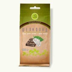 Шелколад, Дары памира, шелковица в горьком шоколаде, 100г.