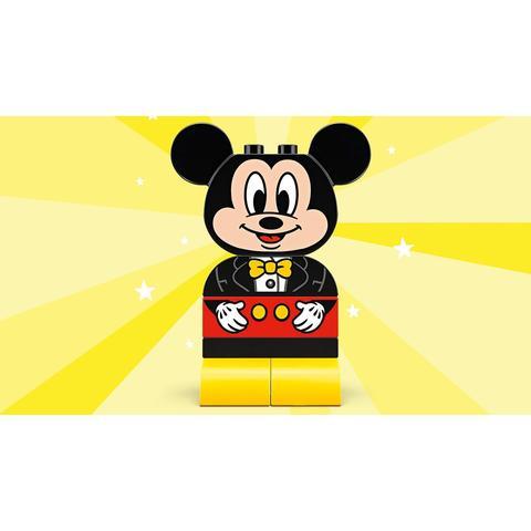 LEGO Duplo: Мой первый Микки 10898 — My First Mickey Build — Лего Дупло