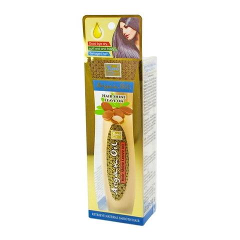Восстанавливающая сыворотка для волос с аргановым маслом YOKO Argan Oil Hair Shine Leave On, 100мл