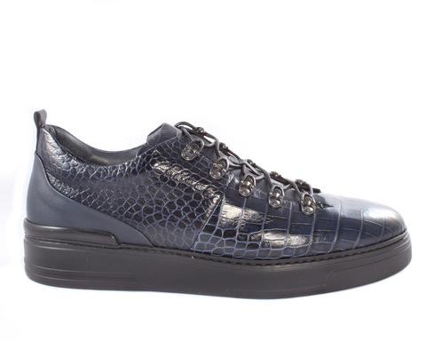 Кожаные ботинки на меху Goodman 55855