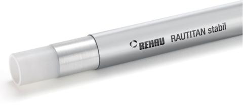Труба Rehau Rautitan Stabil 20 х 2.9 мм. (арт. 11301311100) 1 м.   бухта 100 м