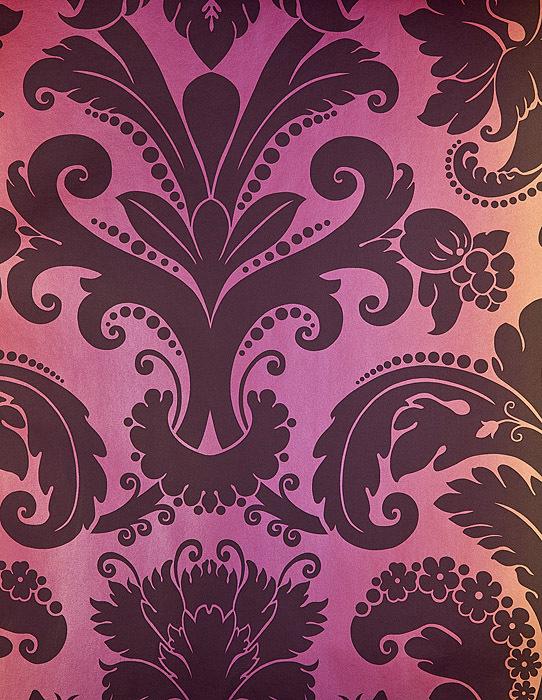 Обои Zoffany Nureyev Wallpaper Pattern NUP01002, интернет магазин Волео