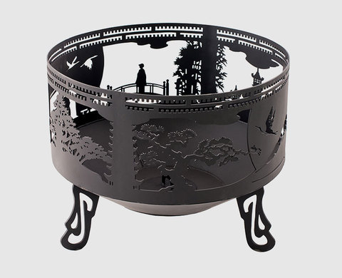 Чаша для костра «Япония» (WeekEnd)