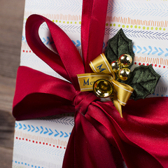 Декор для подарка