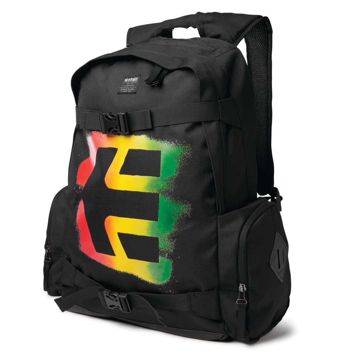 Рюкзак для скейта ETNIES Essential Skate Bag (Black)
