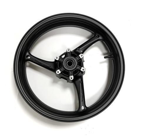 Передний колёсный диск Arashi для Suzuki GSX-R600/750 11-16 черный