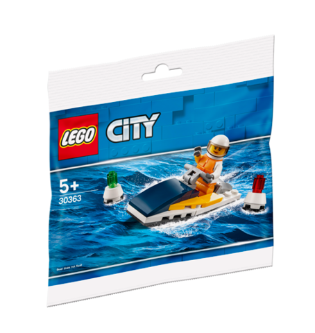 LEGO City: Гоночный катер 30363 — Jet-Ski — Лего Сити Город
