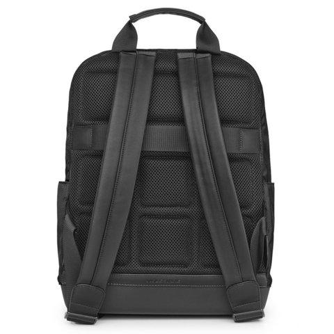 Рюкзак Moleskine Technical Weave, black, фото 3