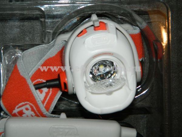 светодиодный фонарь Petzl MYO пецель