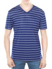 52530-4 футболка мужская, синяя
