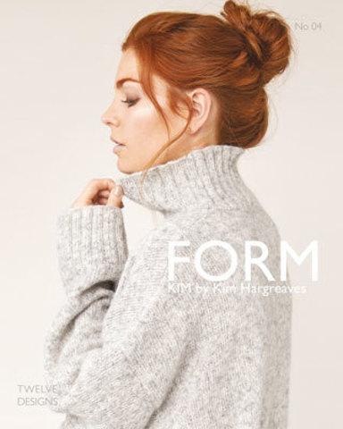 Книга Form (Kim Hargreaves) на русском купить