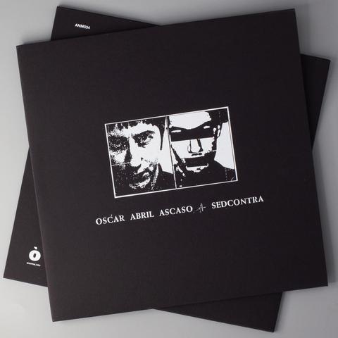 Oscar Abril Ascaso + Sedcontra