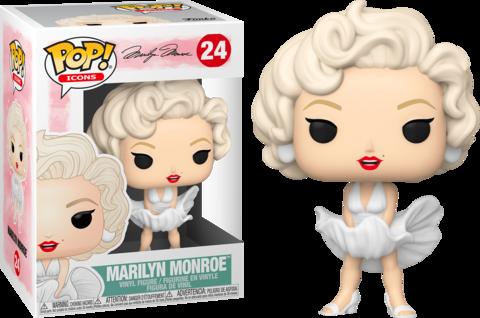 Фигурка Funko Pop! Icons - Marilyn Monroe