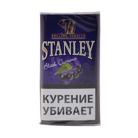 Табак сигаретный Stanley Black Currant 30 г