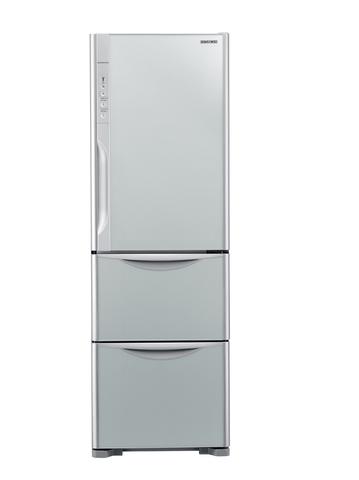 Холодильник с нижней морозильной камерой HITACHI R-SG38 FPU GS